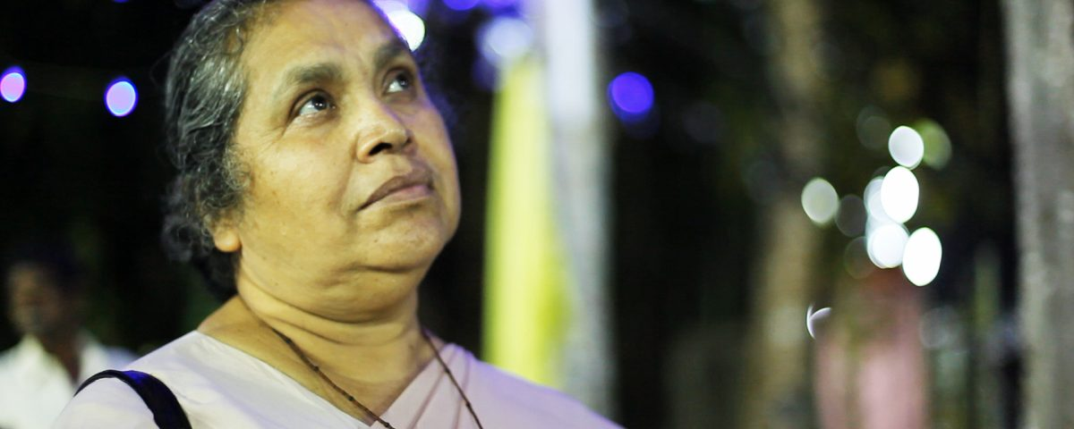 Sister Lucy Kurien founder of Maher